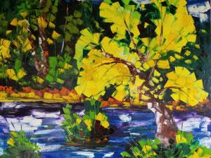 'Au dessus de l'eau' by Gauthier Gaetan