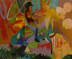 'Cowboy' by Aromaz Carlos