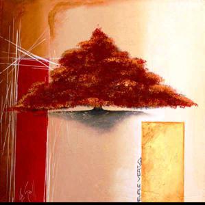 """'Peuple Vert 10 """"Tree""""' by LeGall Lydie"""