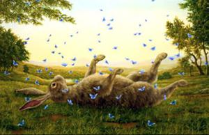 "'Rapture ""Giclée on Canvas""' by Bissell Robert"
