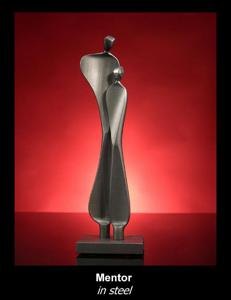 'Mentor' by Kramer Sculpture