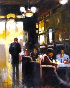 "'Bar ""Street Scapes""' by Cohaila Eugenio"