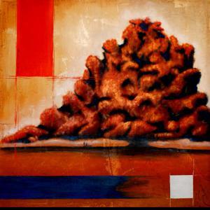 """'Peuple Vert 9 """"Tree""""' by LeGall Lydie"""