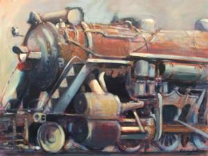 "'End of the Line ""Train""' by Cunningham Peter"