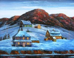 'Noche de invierno' by Bacci Jesus