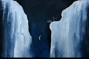 "'Le plongeon ""North Pole""' by LeGall Lydie"