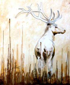 'White Elk' by Artmode