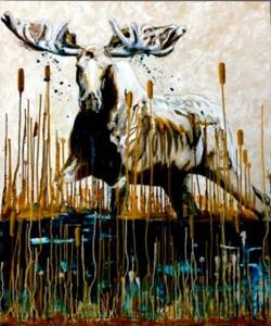 'Bull Winkle' by Artmode