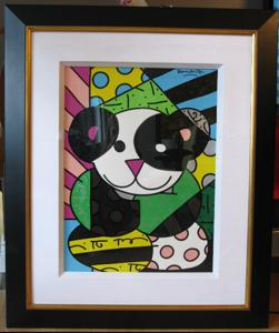 'Panda Bear' by Britto Romero