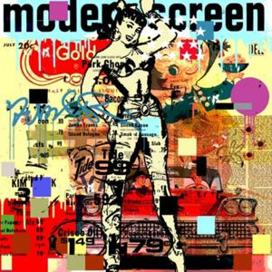 'Modern Screen Girl' by Allen Andrew Mark