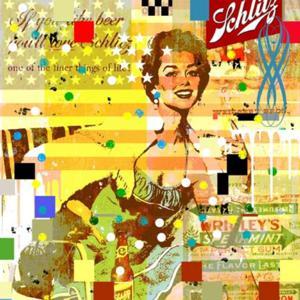 'Schiltz Girl' by Allen Andrew Mark