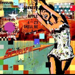 'Sprite Girl' by Allen Andrew Mark