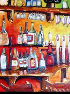 """'Une p'tite derniere """"Pub Scenes""""' by Caouette Raymond"""