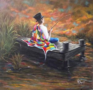'Attendre que ça mord' by Duguay Michel