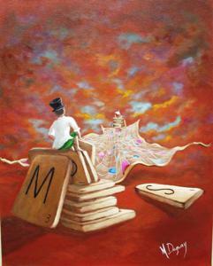 'Jouer avec les mots' by Duguay Michel