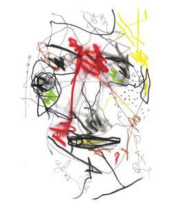 'Mr.Red Bilk' by Faul John
