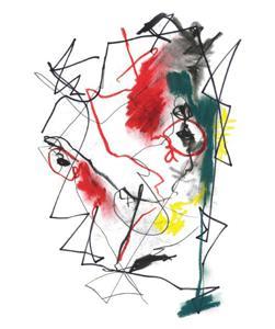 'Mr.Red Dot' by Faul John