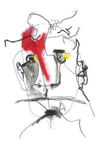 'Mr.Red Kook' by Faul John
