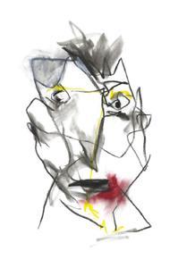 'Mr.Red Oaf' by Faul John