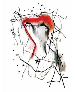 'Mr.Red Twerp' by Faul John