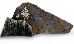 """'Lookout Mountain """"Stone Art""""' by Schutten Karyn"""