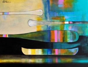 artwork of Sylvain Leblanc