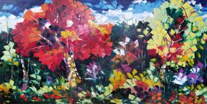 'Apres midi coloree' by Gauthier Gaetan