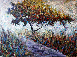 "'Apple Lane ""Landscape""' by Marshall"