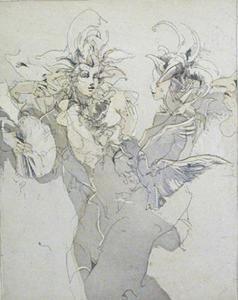 'Tamben Und Masken' by Gorg Jurgen