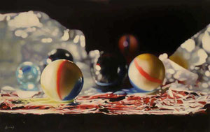 'Still Life Marbles' by Baras Roberto