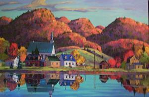 'October Relections' by Horik Vladimir