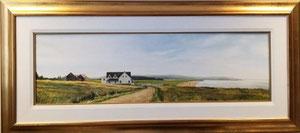 'Fundy Coastline' by Egan Allen