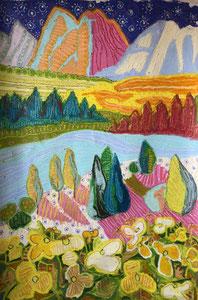 'Rocky Mountain' by Ferst Jeff