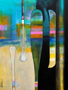 """'Ces courbes qui parfoit s'epouse """"Canoe""""' by Sylvain Leblanc"""