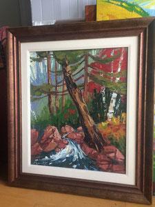 "'Le Veilleur ""Birch""' by Caouette Raymond"