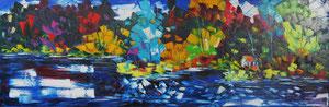 'Au fond de la baie' by Gauthier Gaetan