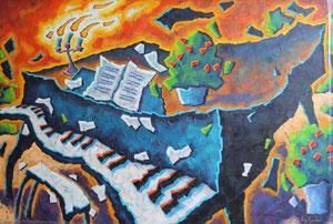 'Musique en Rafele' by Faucher Francois