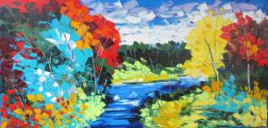 'En route vers le lac' by Gauthier Gaetan