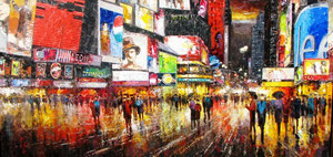 'New York City' by Cohaila Eugenio